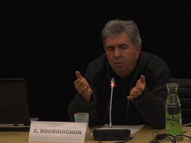 "Claude Bourguignon - Colloque : ""Où va le monde ?"""