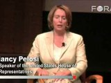 Nancy Pelosi on Being a Woman in Congress