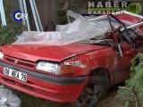 Trabzon katliam gibi kaza 5 ölü