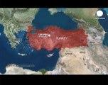 Turchia: cade un elicottero militare, 5 i morti