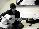 Derniere danse Kyo guitare