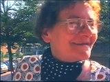 Sonia 1994 gardienne d'immeuble dans un HLM en banlieue nord de Paris le Grand Ensemble de Tremblay en France