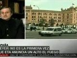 Eurodiputado de Izquierda Unida dice que País Vasco debe ne