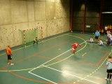 Séance penalty U13 Eq. 2 Futsal 09/01/2011 Samet au but