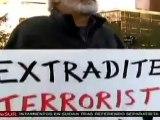 Activistas movilizados en Texas en apoyo a Cuba y por la extradiciónde Posada Carriles