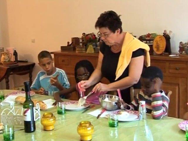 Le métier d'assistante familiale - Conseil général 13
