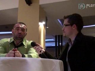 Interview de Jérome Le Banner pour Supremacy MMA de Supremacy MMA