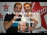 Canular Téléphonique Le Coup de Bourg Christophe Dechavanne piégé par Olivier Bourg !