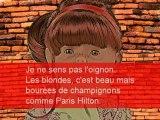 Maurad parodie Mylène Farmer et le pouvoir des rouquines !
