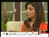 Prof. Dr. Abdul Samad with Dr. Sana Tariq ARY NEWS (Part-2)