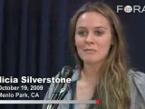 How Alicia Silverstone Is Slowly Greening Hollywood