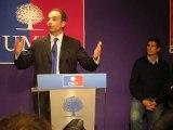 Voeux des Jeunes Populaires 2011 avec Jean-François COPE (8)