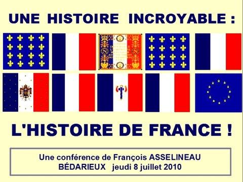 L'histoire de France - chapitre 1 partie 1