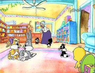 Baby Looney Tunes - Extrait Episode 1 : Taz Casseur de jouet