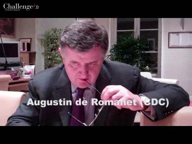 Romanet (CDC) et le Livret A