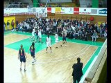 LFB 2010-2011 - J13 Challes Basket Vs Calais