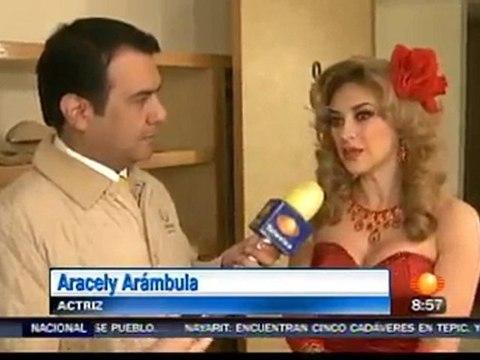 Posibles proyectos de Aracely Arambula