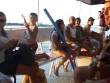 Troubadours a Rosario...ambiance bateau