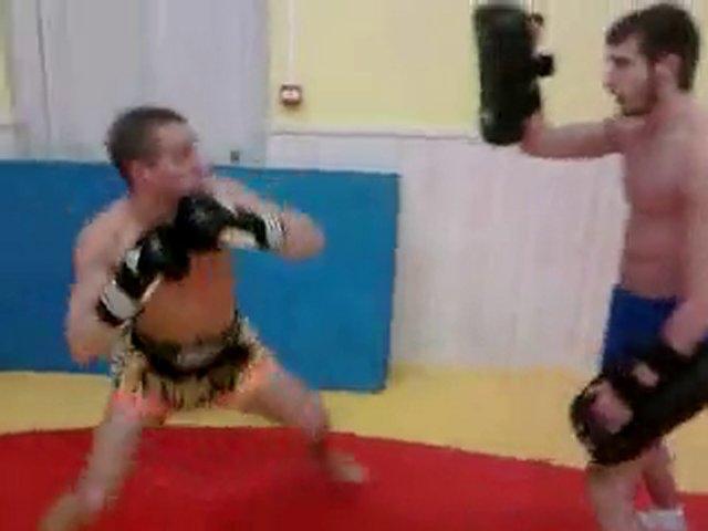 Slavko team free fight
