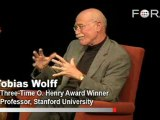 Tobias Wolff on the Tragic Character