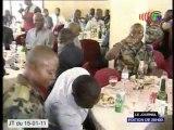 Repas de corps de la garde républicaine