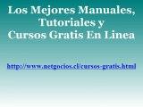 Cursos Gratis En Linea Tutoriales Manuales Cursos Gratis