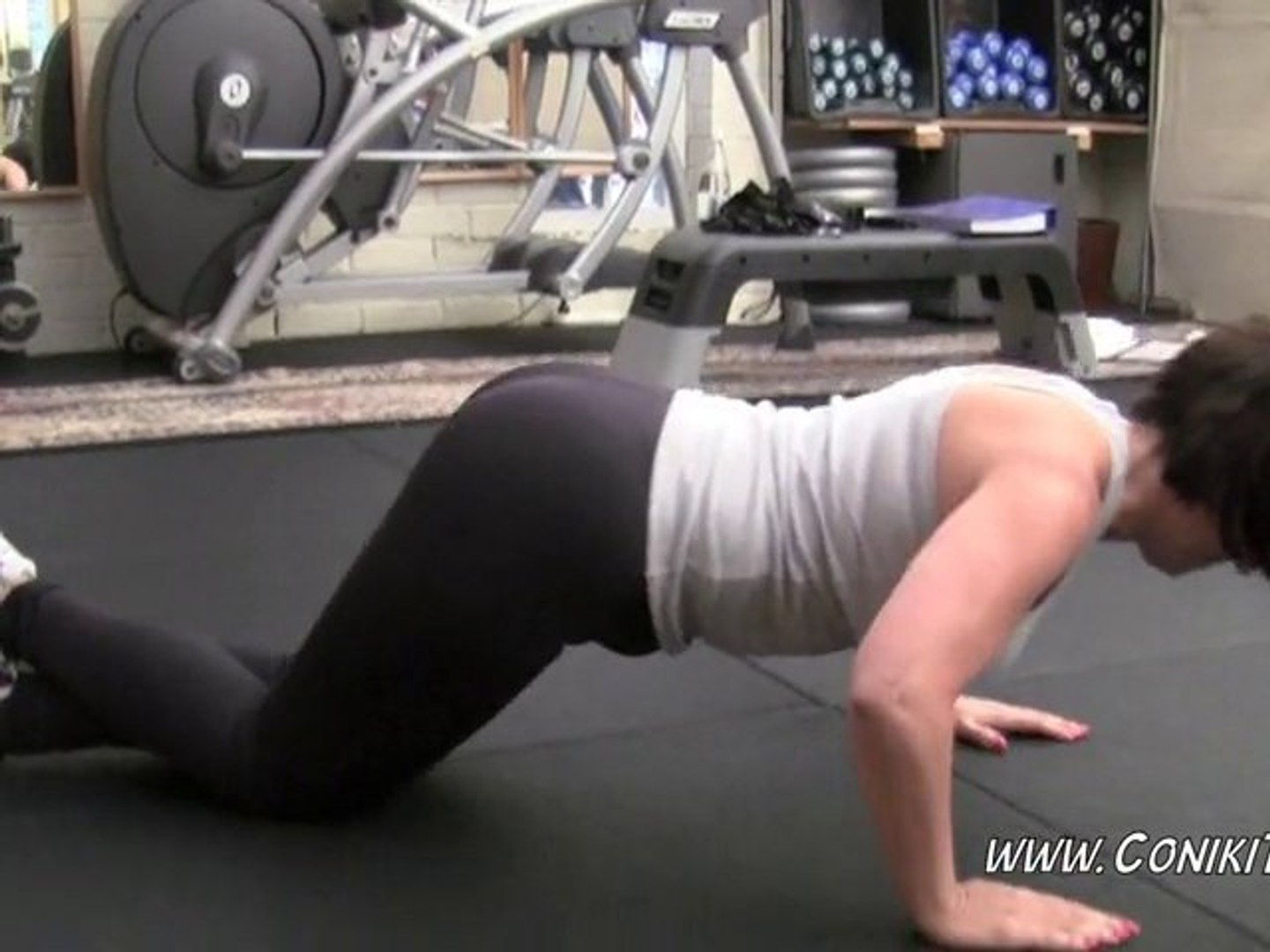 3 MIN (5) EXPRESS DAILY WORKOUT TODAY'S FITNESS ROUTINE