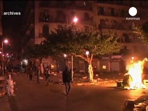 Algérie : décès de l'une des personnes qui s'est...