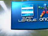 18th AEL-Iraklis 2-1 2010-11 Novasports highlights (Greece)