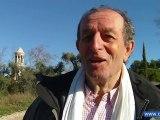 MICHEL DE GAETANO en marche sur les chemins de Compostelle