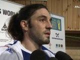 17/01/2011 - Mondial Hommes - L'après France - Bahrein