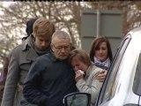 TV reconstruction of Yeates murder filmed