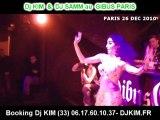 SOIREE DJ KIM & SAMM 2011 AU GIBUS A PARIS