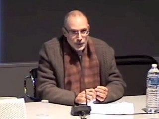 Marc Guichard - Accueil des participants
