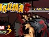 Marvel vs. Capcom 3 : Fate of Two Worlds - Akuma trailer