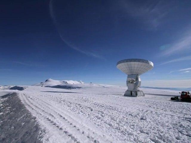 Déplacement de deux Antennes au Plateau de Bure