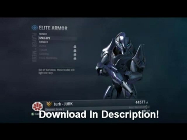 All Halo Reach Armor 2 BILLION CREDITS HACK FREE DOWNLOAD !