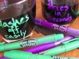 wine accessories, wine gift, wine glass charms, wine charms