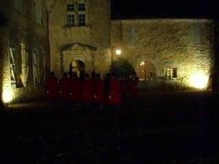 Cor de chasse au Château de Mons