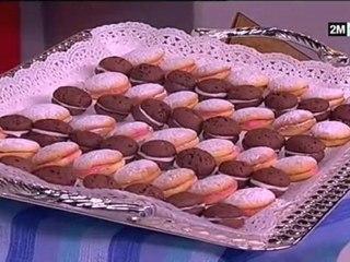 Recette de tarte citron meringuée et biscuit fondant chocolat vanille