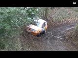 Norman Chieux - 205 - Rallye des Routes du Nord 2009 Sortie