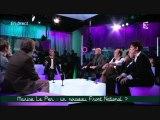 Alain Soral sur Marine le Pen chez Taddei