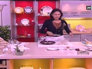 choumicha - Chaussons : recette cuisine 2014