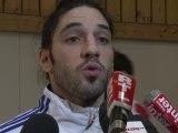19/01/2011 - Mondial Hommes - L'après France - Allemagne
