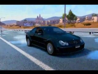 Trailer Mercedes Benz de Test Drive Unlimited 2