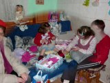 Christmas 2010 - best moments with Clara