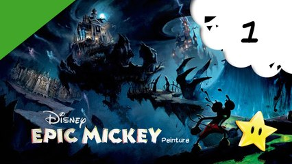 Disney Epic Mickey - Wii - 01