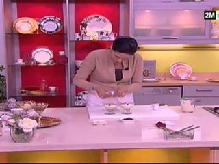 recettes choumicha - Recette Pour Enfant mahalabiya