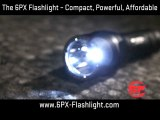 6PX Tactical Flashlights — Small, Powerful, Affordable