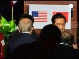Usa-Cina divisi sui diritti umani, uniti negli affari